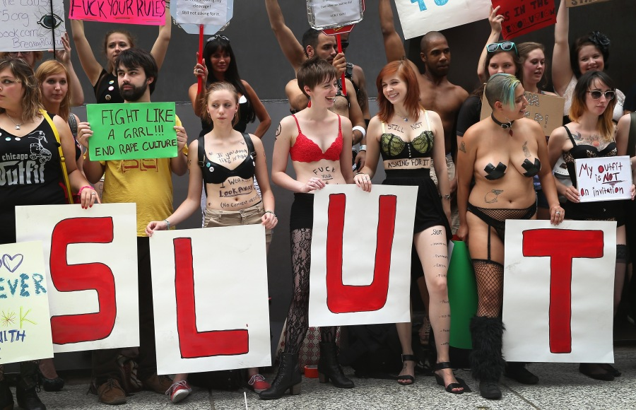 Slutwalk Aims To Raise Awareness Of Sexual Assaults